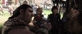 """Dragons 3 Le Monde Caché - Extrait du film """"Grimmel le grave"""""""
