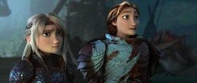 """Dragons 3 Le Monde Caché - Extrait du film """"Les conseils de Valka"""""""