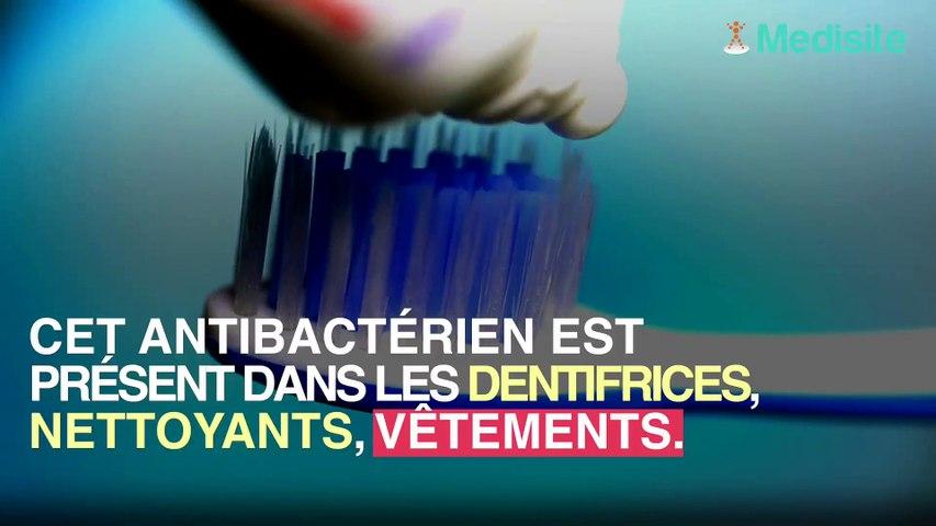 Dentifrice : le triclosan pourrait rendre inefficace vos antibiotiques