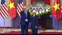 President Trump prepares for Kim Jong-un summit