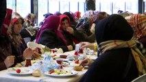 Yıldırım, Çekmeköy'de kadın seçmen ile buluştu (1) - İSTANBUL