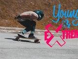 Skate de descente : c'est dangereux, mais Dave Chanco adore ça !