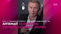 """Gilets jaunes – Franck Dubosc : la polémique """"injuste"""" ? Il s'explique"""
