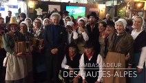 Salon de l'agriculture à Paris : Nelson Monfort invité par les Hautes-Alpes