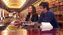 Livres & vous, Ariane Chemin « Je pense qu'il faut revenir aux formes premières du journalisme : le reportage et l'enquête »
