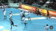 Avant Match  Istres - PAUC  / ITW Jerome Fernandez