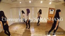 Alan Walker - Faded  Choreography by Sara Shang (SELF-WORTH)