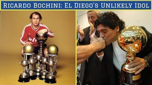 Ricardo Bochini: Diego Maradona's Unlikely Idol
