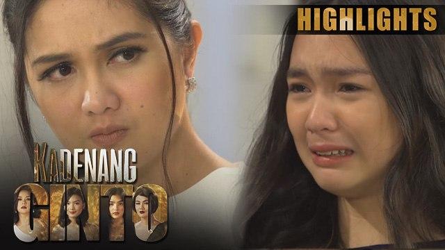 Kadenang Ginto: Cassie, nakiusap sa pag aaway nina Daniela at Romina | EP 103