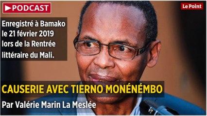 PODCAST. Causerie avec Tierno Monénembo