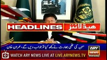 NEWS@9 | ARYNews | 27 February 2019 - video dailymotion