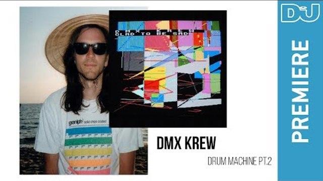 Electro: DMX Krew 'Drum Machine Pt.2' | DJ Mag New Music Premiere