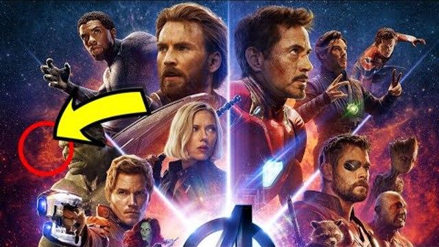 10 More Genius Secrets Hidden In Famous Movie Posters