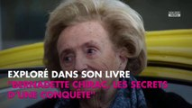 """Bernadette Chirac """"fatiguée, fragile"""" : son état de santé évoqué dans un livre"""