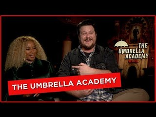 The cast of The Umbrella Academy are tested on how well they know each other
