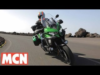 Kawasaki Versys 1000 SE bike review | MCN | Motorcyclenews.com