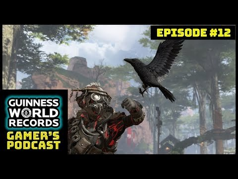Apex Legends, Kingdom Hearts 3 and PlayStation 5 rumours - GWR Gamer's Podcast Episode 12