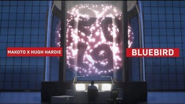 Makoto x Hugh Hardie - Bluebird