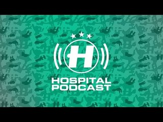 Hospital Podcast 384 with London Elektricity