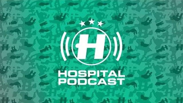 Hospital Podcast 384 with London Elektricity