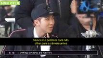 [ BTS MEMORIES OF 2017] RM & WALE CHANGE MV MAKING FILM - Legendado PT-BR