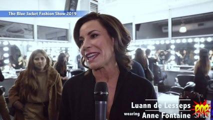 The Blue Jacket Fashion Show 2019