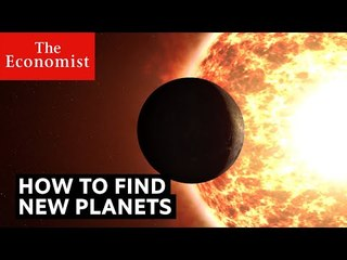 The search for new planets | The Economist