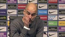 Reaction after Manchester City beat West Ham United 1-0 in the Premier League