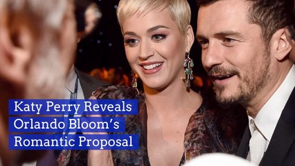 The Details Of How Orlando Bloom Proposed To Katy Perry