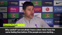 """(Subtitled) Pochettino is """"not afraid"""" of missing Champions League spots after repeated Spurs defeat"""