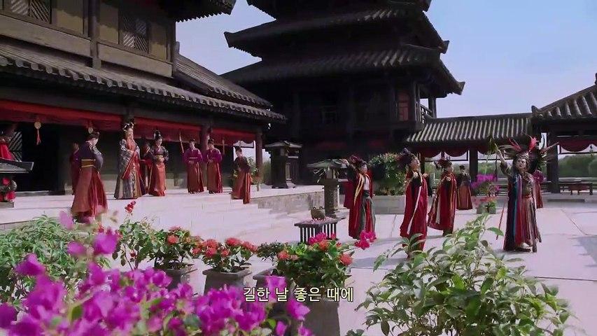 미월전 01   芈月传 01(Li Sun,Tao Liu,Alex Fong,Xuan Huang,SuMa,Yilong Zhu,Xin Jiang)