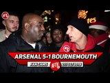Arsenal 5-1 Bournemouth | Mkhitaryan Is Proving Us Wrong & Its Great To See! (Lee Judges)