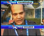 Golfer Jeev Milkha Singh speaks to NewsX exclusive, says aiming my first win