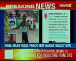 Hima Das wins gold at IAAF World Under-20 Athletics Championships, gets insulted