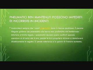 Pneumatici Ben Mantenuti Possono Impedirti Di Incorrere In Incidenti