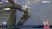 Une fuite de pétrole pollue plus de huit hectares de champs dans les Yvelines