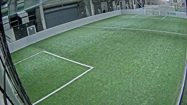 02/28/2019 00:00:01 - Sofive Soccer Centers Rockville - Maracana