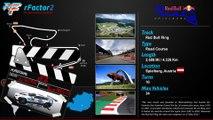 Tour de piste au Red Bull Ring en Bmw M6 GT3 sur Rfactor 2