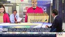 Happytal veut être le référent du parcours patient dans les hôpitaux - 28/02