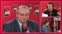 """Jean-Louis Bourlanges, """"A l'Assemble nationale, vous devez suivre."""""""