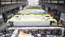 Hibrit lokomotif TCDD'nin gücüne güç katacak - ESKİŞEHİR