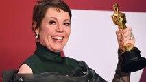 Olivia Colman en iyi kadın oyuncu seçildi!