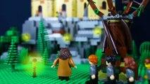 LEGO Harry Potter STOP MOTION LEGO Harry Potter: The Sorting Hat | LEGO Hogwarts | Billy Bricks