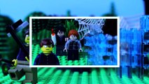 LEGO Harry Potter STOP MOTION LEGO Harry Potter: The Hogwarts Express | LEGO Train | By Billy Bricks