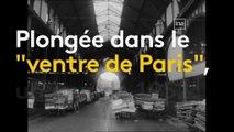 Des tas de légumes et des tonnes de viande en plein Paris... Il y a 50 ans, le dernier jour des Halles au cœur de la capitale
