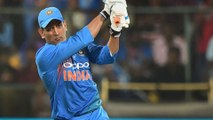 India vs Australia 2019 : Dhoni Becomes The First Indian To Knock 350 Sixes In International Cricket