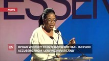 Is Oprah Winfrey Going After Michael Jackson In New Documentary
