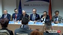 Report TV  - Konferenca e plotë, PE: Zgjedhjet të njohura, opozita po gabon, s'ka qeveri tranzitore