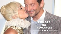 Lady Gaga spills the tea on Bradley Cooper dating rumors