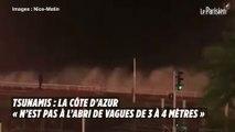 Tsunami : la Côte d'Azur « n'est pas à l'abri de vagues de 3 à 4 mètres »
